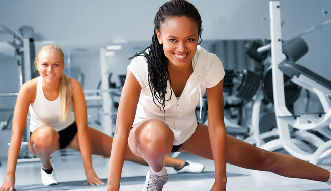 Fitness Classes at Crown Fitness