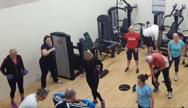 Contact Crown Fitness Club